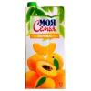 """Нектар """"Моя семья"""" абрикосовый с мякотью"""