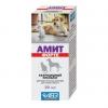 """Акарицидный препарат АВЗ """"Амит Форте"""" широкого спектра действия для собак и кошек"""