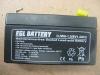 Аккумулятор EGL Battery DJW6-1.2 (6V 1,2AH)