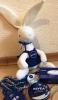 """Акция от """"Nivea"""" - Мягкая игрушка """"Кролик Nivea"""" в подарок"""