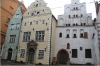 "Архитектурный комплекс ""Три брата"" (Латвия, Рига)"