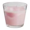 Ароматическая свеча в стакане Тиндра IKEA, розовый