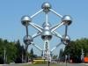 Атомиум в Брюсселе (Бельгия)
