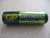 Батарейки GP Greencell Extra Heavy Duty