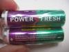 Батарейки Power Fresh AA Super Alkaline