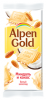 """Белый шоколад Alpen Gold """"Миндаль и кокос"""""""