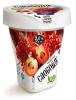 Биойогурт Слобода с клетчаткой Красный виноград, гранат и семена чиа 2%