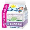Напиток кисломолочный Агуша Биолакт с пробиотиками сладкий 3,2%