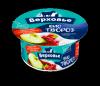 """Биотворог """"Верховье"""" из фермерского молока с красной смородиной и яблоком"""
