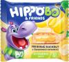 Бисквитное пирожное HIPPO BO & friends с банановой начинкой