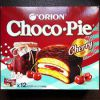 """Бисквитное пирожное Orion Choco Pie """"Cherry"""""""