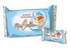 Бисквитные пирожные ЮжУралКондитер «Мерендинки» Крем сливки