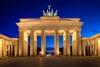 Бранденбургские ворота (Германия, Берлин)