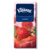 Бумажные носовые платочки Kleenex Aroma Strawberry