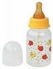 Бутылочка Курносики с резиновой соской 125 мл
