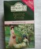 Чай черный байховый листовой Ahmad Tea Spring Spirit