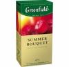 Чай Greenfield Summer Bouquet в пакетиках