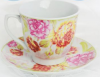 Чайный набор на 2 персоны White Lili Розы