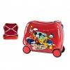Чемодан детский на 4 колесиках Disney Joumma bags арт. 29110