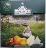 """Черный чай Ahmad Tea """"Грушевый штрудель"""""""