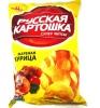 """Чипсы картофельные """"Русская картошка"""" Жареная курица"""