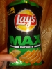"Чипсы ""Lays Max"" Сыр и лук"