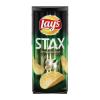 """Чипсы """"Lays Stax"""" Зелёный лук"""