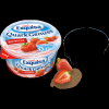 Десерт Exquisa Creamy Quark клубника