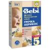 Детская безмолочная каша Bebi гречка-абрикос