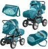 Детская коляска-трансформер Adamex Saturn Deluxe