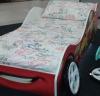 """Детская кровать-машинка """"Виват-мебель"""" арт. 083-0082"""