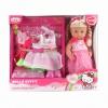 """Детская кукла """"Карапуз"""" Hello Kitty кукла-модница"""