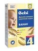 Детская рисовая молочная каша Bebi с бананом