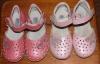 Детские сандалии Домик