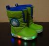 Детские сапоги Crocs Kids' CrocsLights Gust Boot