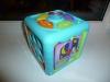 Детский куб развивающий BabyGo со светом и музыкой