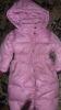Детский зимний комбинезон ''Futurino'' розовый