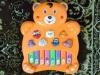 """Детское пианино Huada Toys """"Медвежонок"""""""