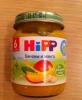 """Детское пюре Hipp """"Бананы и манго"""""""