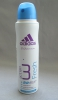 Дезодорант-антиперспирант Adidas Action 3 DryMax Fresh for woman