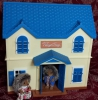 Домик с голубой крышей Village Story арт. VS_301