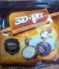 """Драже """"3D MIX"""" в белом, молочном и темном шоколаде"""