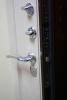 Дверь стальная Йошкар-Ола Царское Зеркало Белёный Дуб