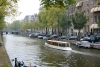 Экскурсия на речном трамвае по каналам Амстердама (Нидерланды)