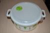 Емкость для холодильника и микроволновой печи с декором Phibo арт. 4311730