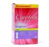 Ежедневные прокладки Carefree Plus Large