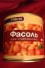 """Фасоль белая """"Лента"""" в томатном соусе"""