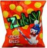 """Фигурные изделия снэки Zubby """"Cheese Balls"""" со вкусом сыра"""