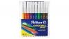 Фломастеры цветные Pelikan Colorella Star