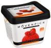 Фруктовый лед Movenpick малиновый с кусочками клубники